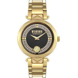 Versace Versus 36mm Gold Watch